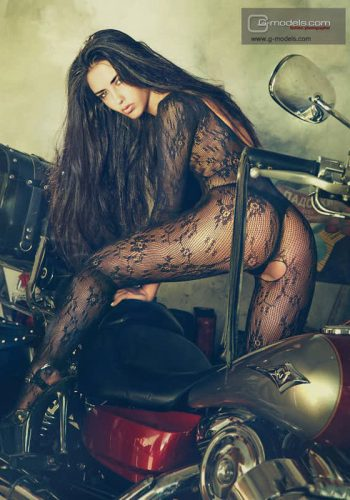 Катя Мирецкая фотосессия G-Models