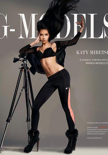 Катя Мирецкая Fashion studio G-Models